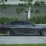 BMW 7-Series Wrapped in V-FF 107 Wheels (5)