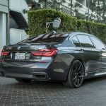 BMW 7-Series Wrapped in V-FF 107 Wheels (6)