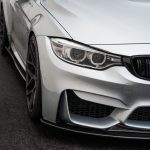 BMW M3 in Silverstone Metallic with New Styling Updated by EAS (12)