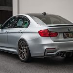 BMW M3 in Silverstone Metallic with New Styling Updated by EAS (5)