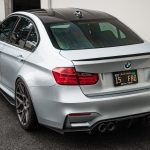 BMW M3 in Silverstone Metallic with New Styling Updated by EAS (7)