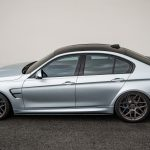 BMW M3 in Silverstone Metallic with New Styling Updated by EAS (8)