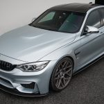BMW M3 in Silverstone Metallic with New Styling Updated by EAS (9)
