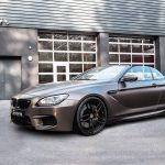 BMW M6 Convertible with Competition Package Upgrades by G-Power (1)