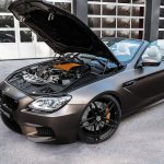 BMW M6 Convertible with Competition Package Upgrades by G-Power (2)