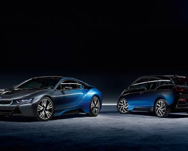 BMW i8 & i3 CrossFade Garage Italia Customs