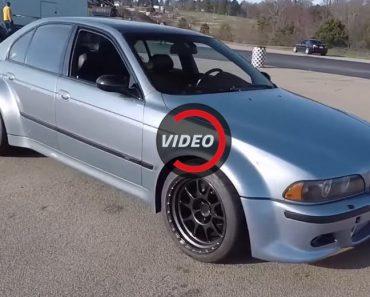 E39 BMW M5 by Technica Motorsports