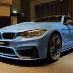 Yas Marina Blue F82 BMW M4 (2)