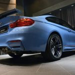 Yas Marina Blue F82 BMW M4 (9)