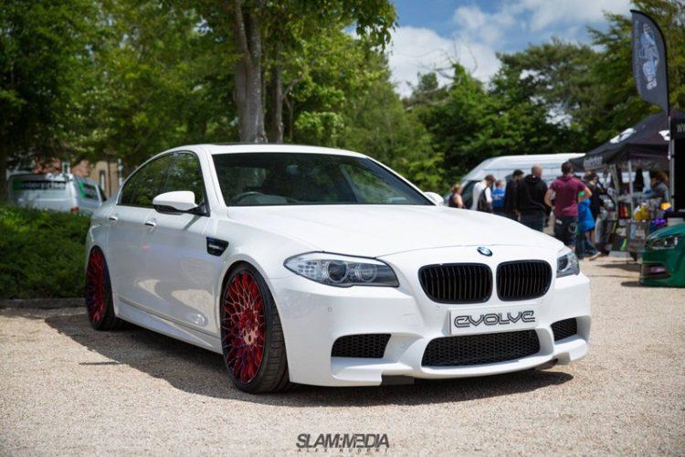 F10 BMW M5 by Evolve