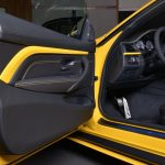 Yellow F82 BMW M4 Individual (13)