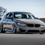 BMW M3 on Vossen Wheels (1)