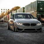 BMW M3 on Vossen Wheels (16)