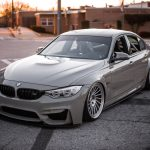 BMW M3 on Vossen Wheels (26)