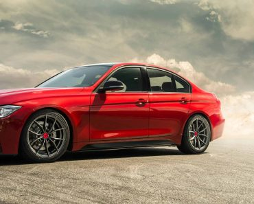 F30 BMW 335i on Vorsteiner V-FF Wheels (5)