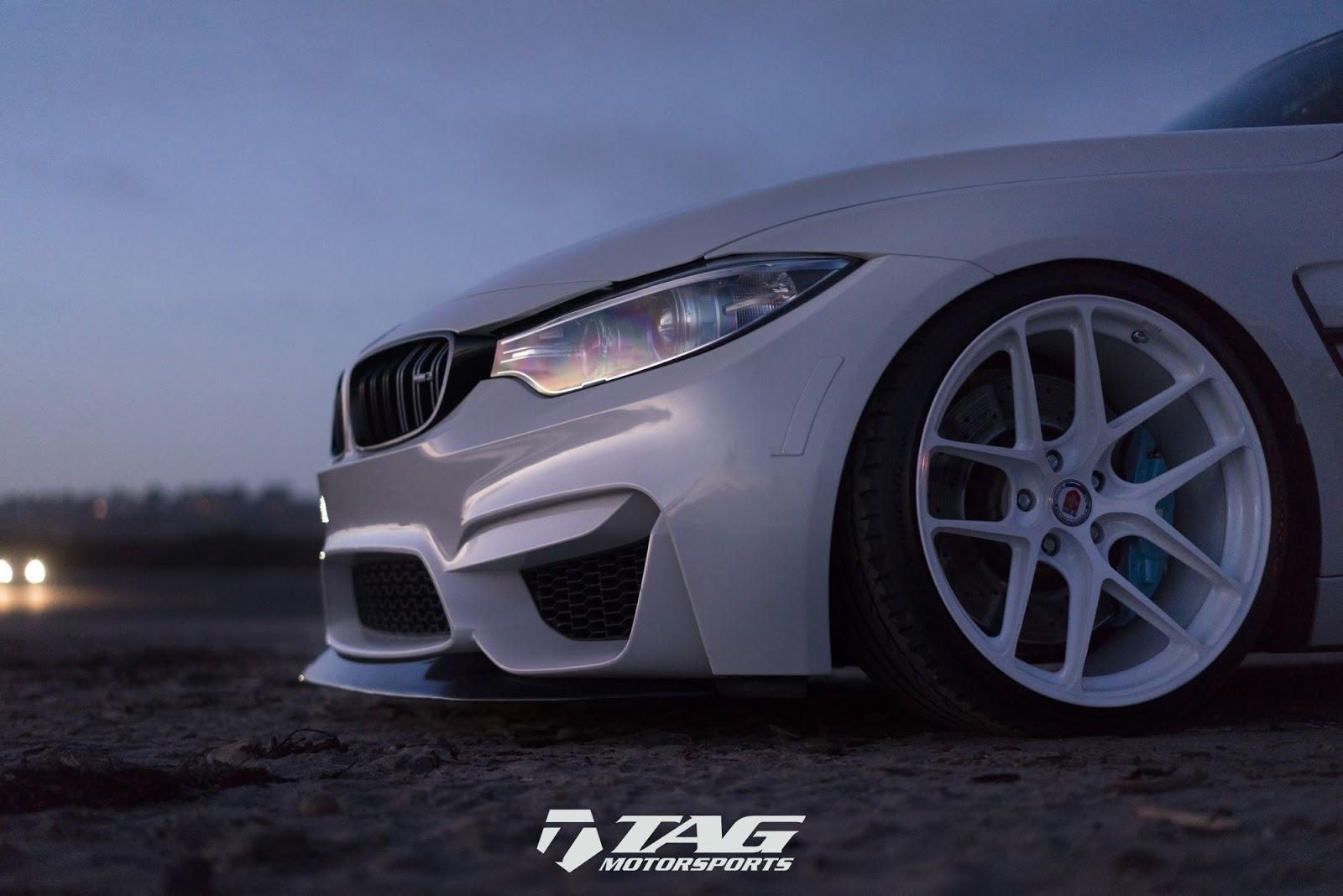 BMW M3 with GTS-like Aero Kit (15)