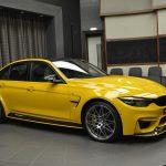 BMW M3 with M4 GTS-like Body Kit (12)