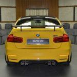 BMW M3 with M4 GTS-like Body Kit (18)
