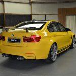 BMW M3 with M4 GTS-like Body Kit (19)