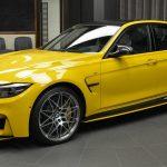 BMW M3 with M4 GTS-like Body Kit (20)