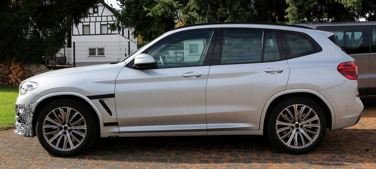 2018 BMW X3 by Alpina
