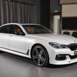 BMW 7-Series 740Le M Sport in Abu Dhabi (10)