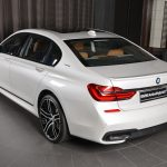 BMW 7-Series 740Le M Sport in Abu Dhabi (16)
