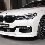 BMW 7-Series 740Le M Sport in Abu Dhabi (3)