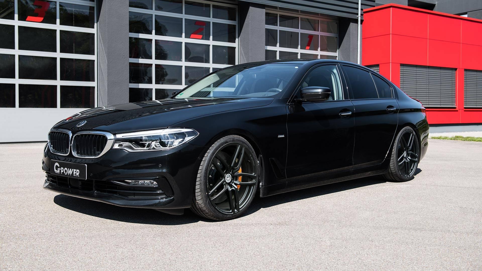 BMW M550d xDrive by G-Power