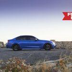 F30 BMW 350i Sits on HRE Wheels (3)