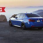 F30 BMW 350i Sits on HRE Wheels (6)
