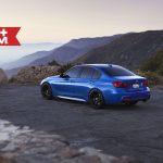 F30 BMW 350i Sits on HRE Wheels (7)