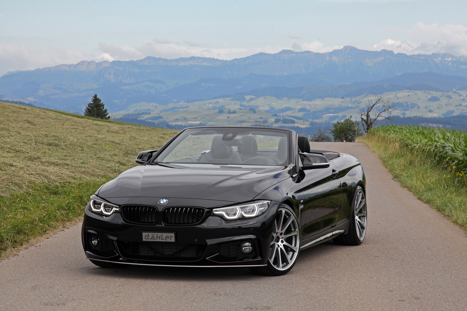 BMW 440i Convertible by Dahler Tuning