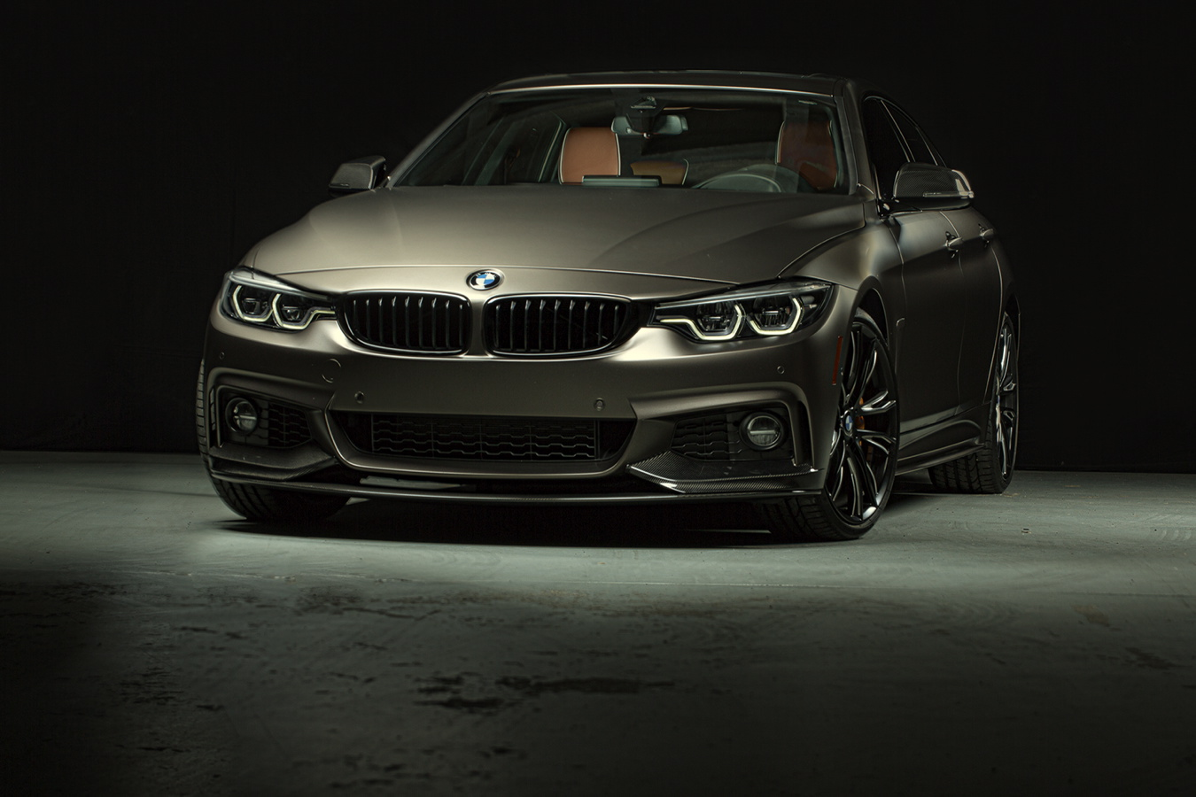 BMW 440i with M Performance