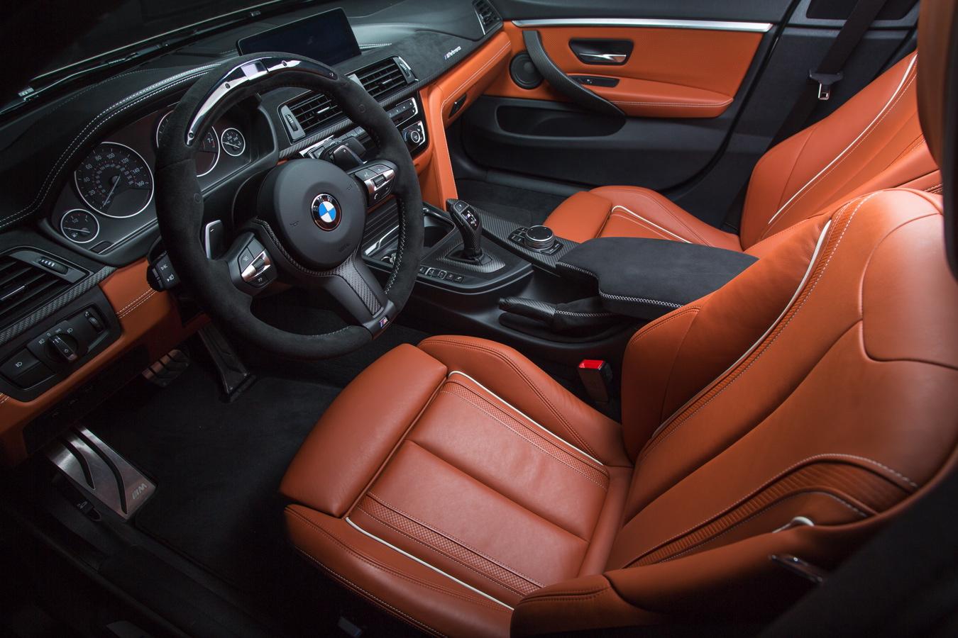 BMW 440i with M Performance