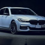 BMW 740e iPerformance with M Performance Parts