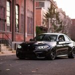 BMW M2 Coupe with HRE Wheels and Carbon Fiber Aero Kit (4)