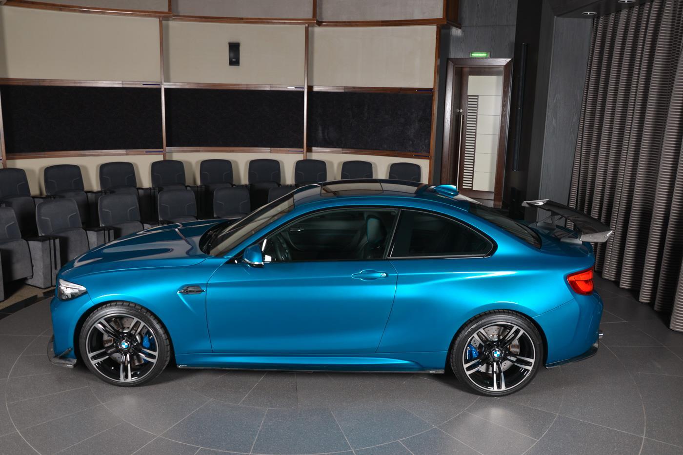 BMW M2 by 3D Design