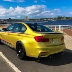 BMW M3 Competition with M Performance Exhaust