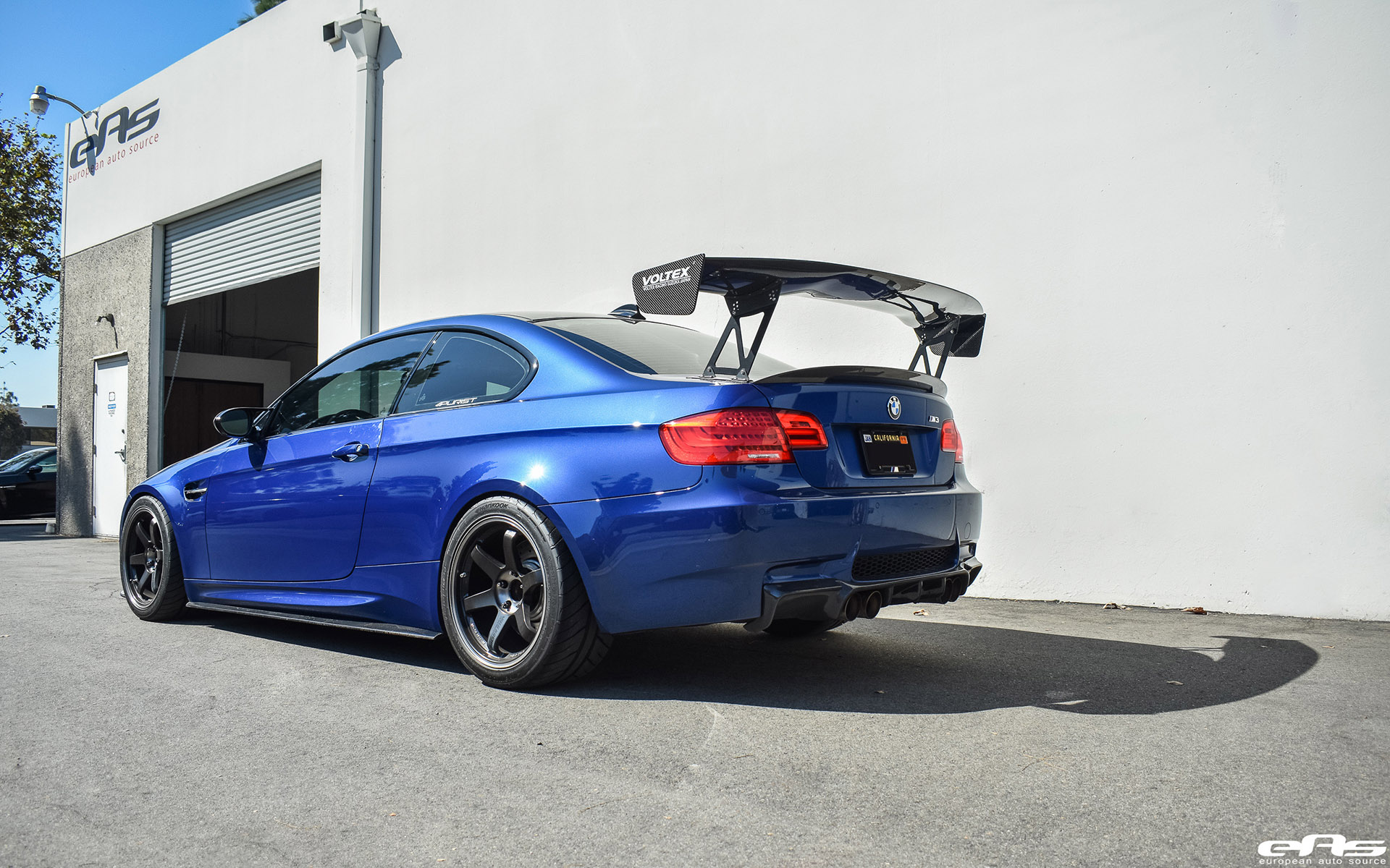 BMW M3 E92 by European Auto Source