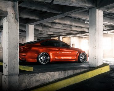 BMW M4 by Liberty Walk