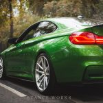 BMW M4 with HRE Wheels