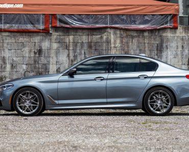 BMW M550i xDrive by Wheels Boutique