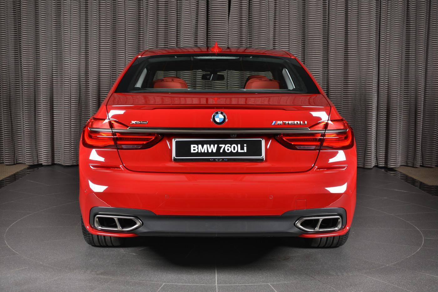 BMW M760Li xDrive by 3D Design