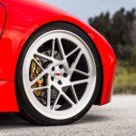 BMW i8 with Vossen Wheels