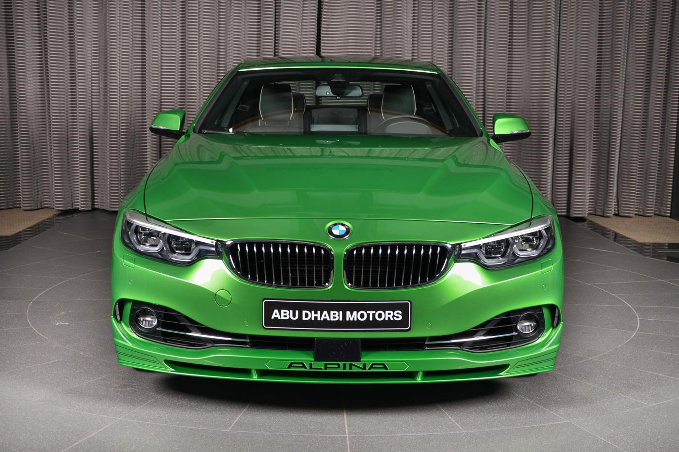 Rallye Green Alpina B4 S (12)