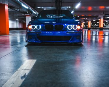 Redefined Dark Blue BMW M5 E39