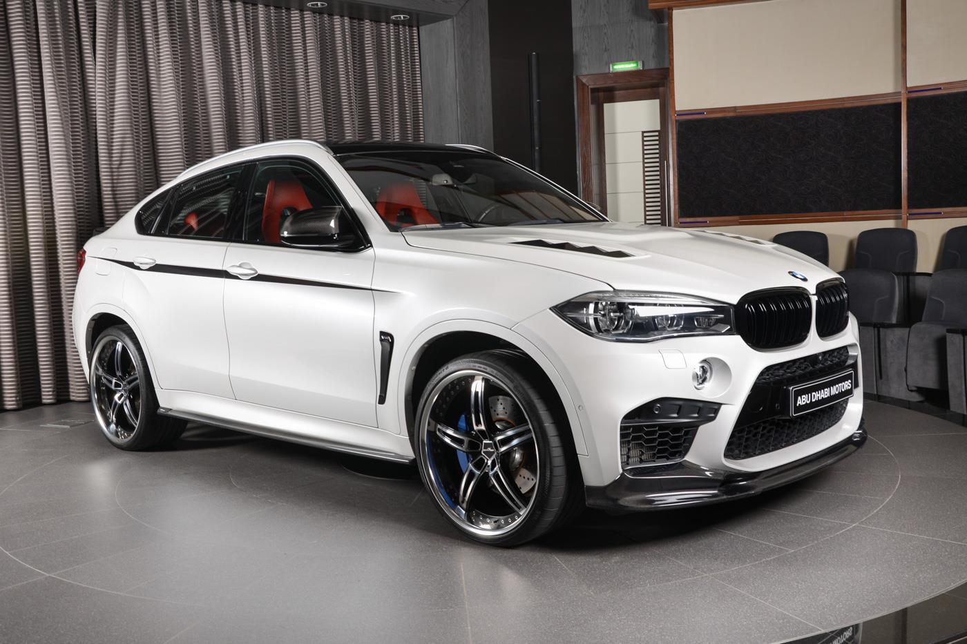 BMW X6 M by 3D Design