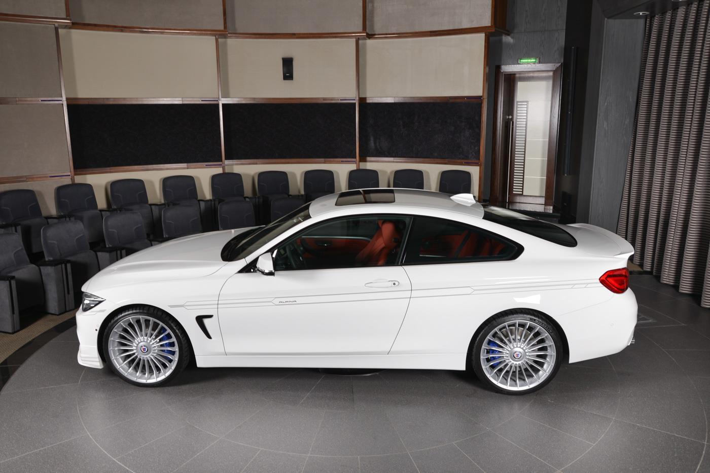 Alpina B4 S Bi-Turbo is the Best M4 Alternative