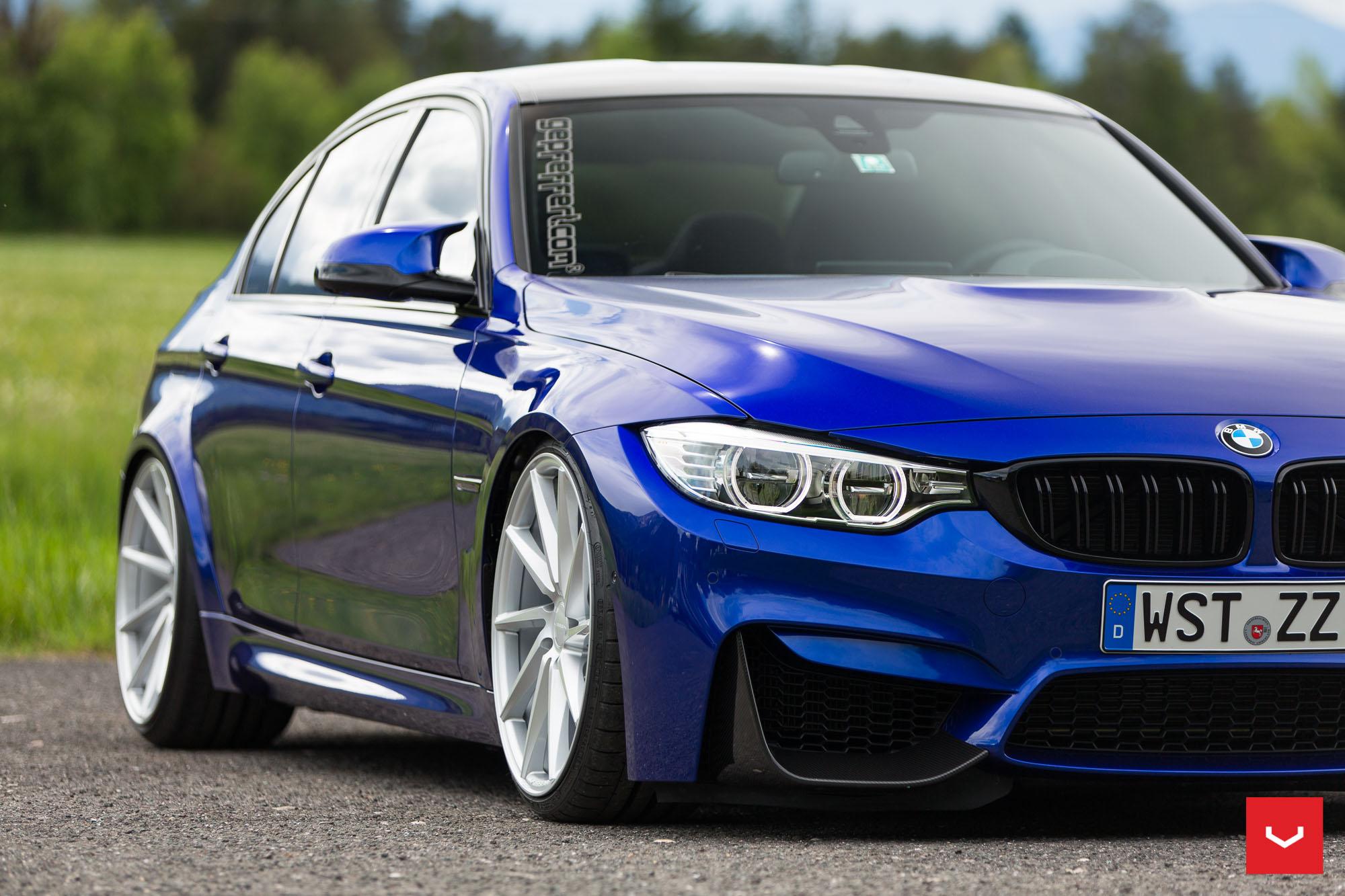 BMW M3 by Eccentrical